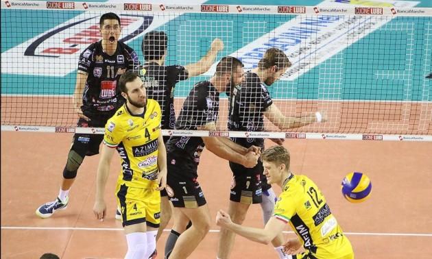Lube vs. Modena