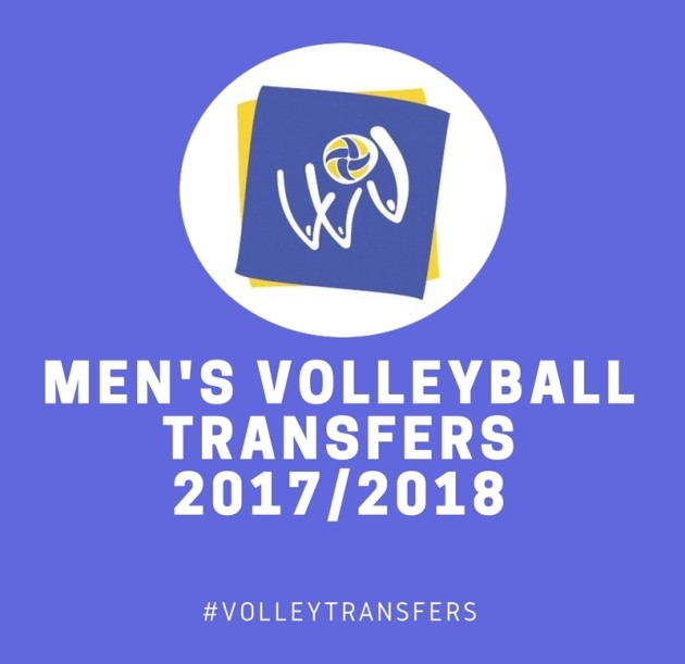 Volleyball transfers (M)