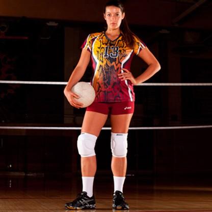 Asics-volleyball equipment