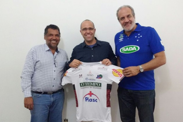 Marcelo Mendez (on the right)