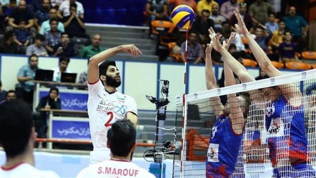 Iran s. Serbia, 2016 FIVB WL
