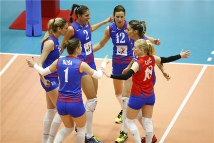 Serbian team