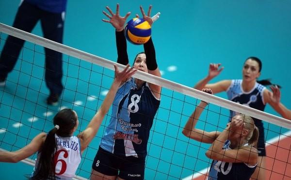 Dinamo Moscow vs. Dinamo Kazan
