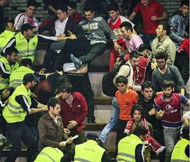 Urmia's fans