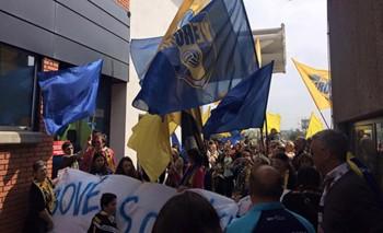 Verona fans