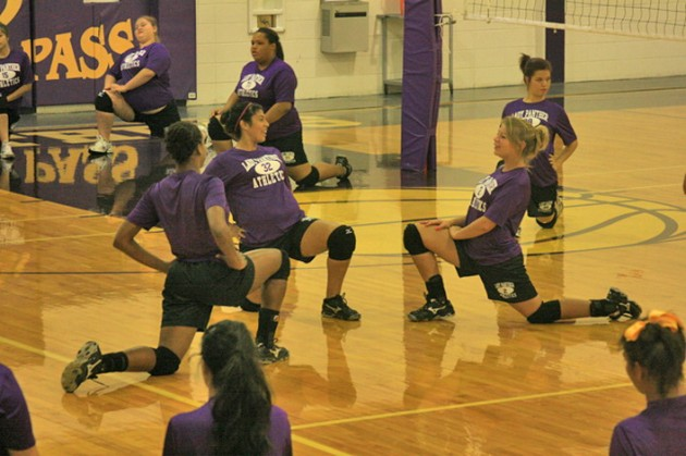 volleyball-stretches