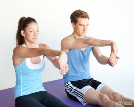 Stretch your wrists