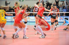 PalaYamamay is sold-out for CEV Cup final