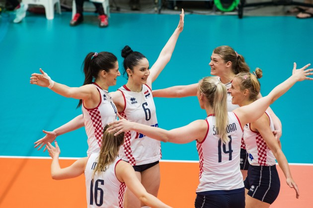 Croatian Women's Volleyball National Team