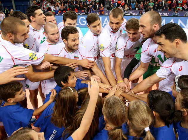 BUL M: Naydenov coach for the next 2 stages of World League