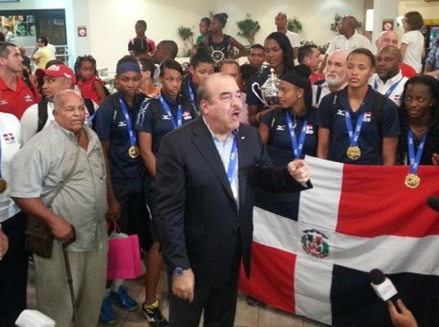 WorldofVolley :: NORCECA Volleyball Confederation proposes